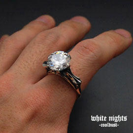 ≪cooldust≫white nights   リング  CD-008