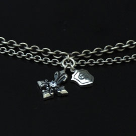 ≪cooldust≫double chain anklet/アンクレット CDA-001
