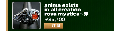 anima exists in all creation rosa mystica〜罪