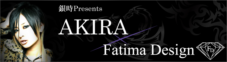 AKIRA × FatimaDesign
